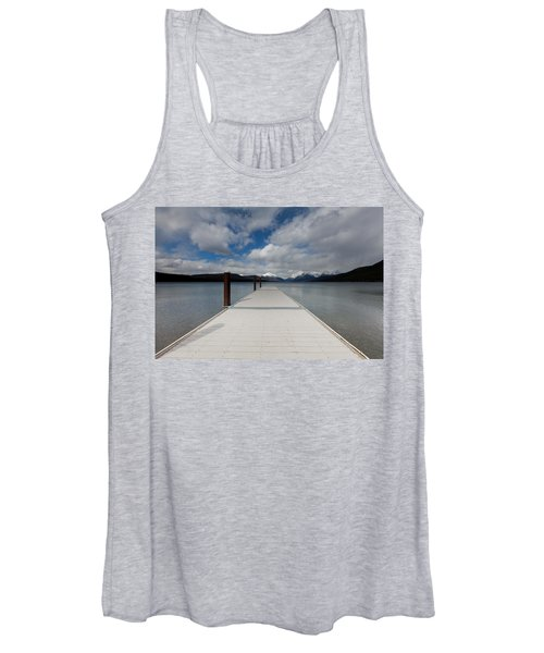End Of The Dock Women's Tank Top