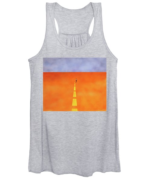 End Of The Line Women's Tank Top