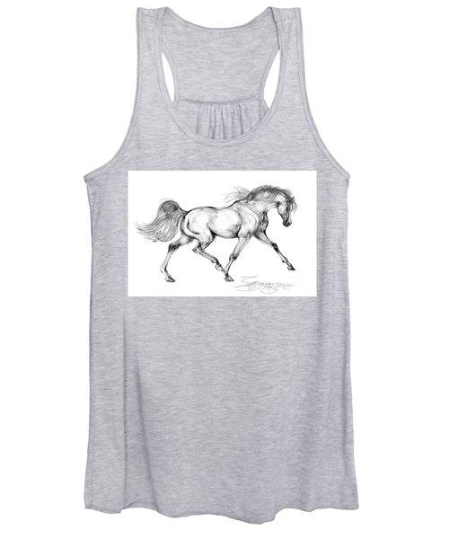 Endurance Horse Women's Tank Top