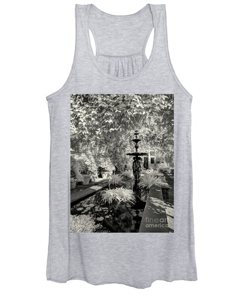Enid A. Haupt Conservatory Women's Tank Top