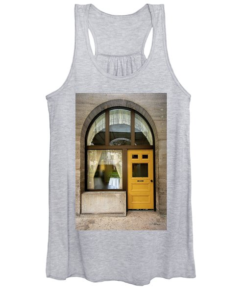 Entry Geometrics Women's Tank Top