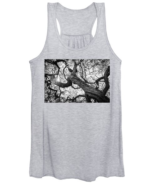 Ethereal Maple Women's Tank Top