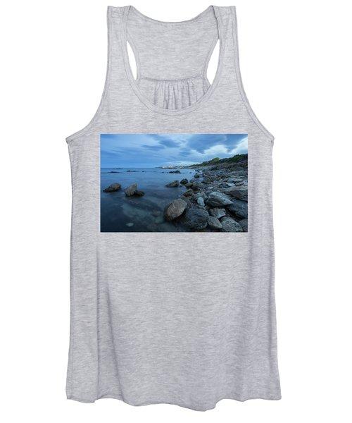 Evening Beach Women's Tank Top