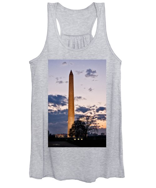 Evening Inspiration Women's Tank Top