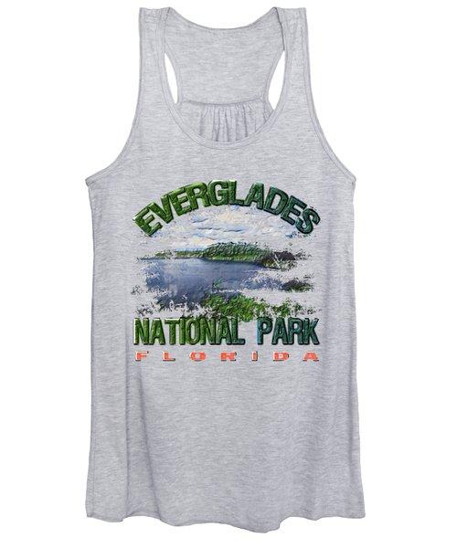 Everglades National Park Women's Tank Top