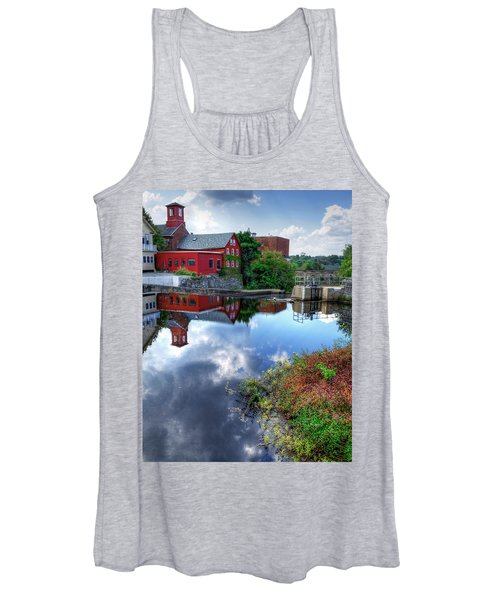 Exeter New Hampshire Women's Tank Top