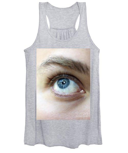 Eye Up Women's Tank Top
