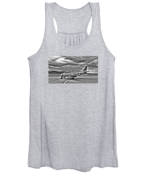 F-86 Sabre Women's Tank Top