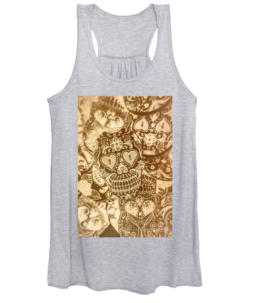 Fabric And Folklore Women's Tank Top