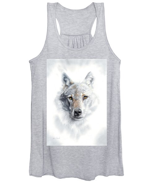 Fade To Grey Women's Tank Top