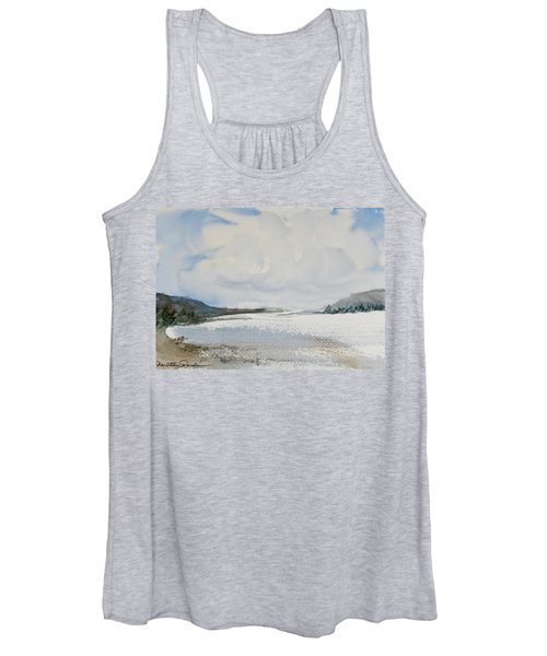 Fair Weather Or Foul? Women's Tank Top
