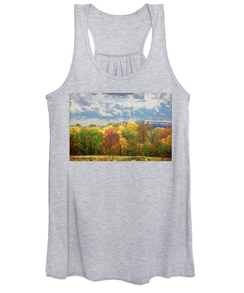 Fall At Shaw Women's Tank Top