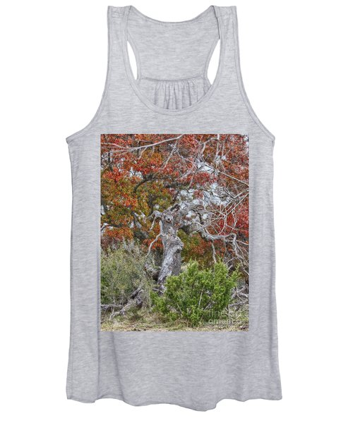 Fall Colors Once Again Women's Tank Top