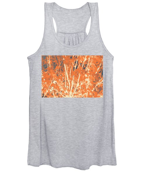 Fall Leaves #3 Women's Tank Top