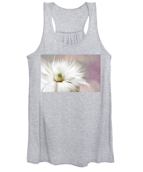 Fantasy Flower Women's Tank Top
