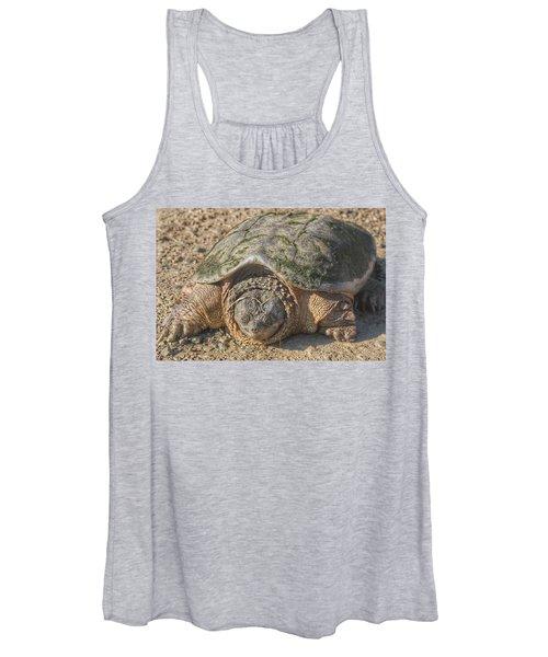 1013 - Fargo Road Turtle Women's Tank Top