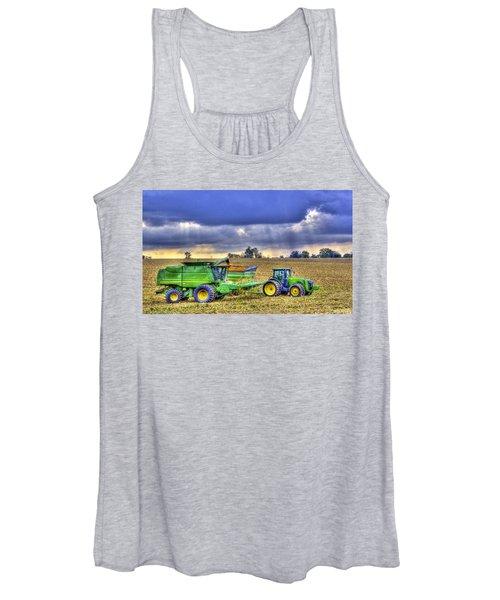 Farm Harvest 1 Women's Tank Top