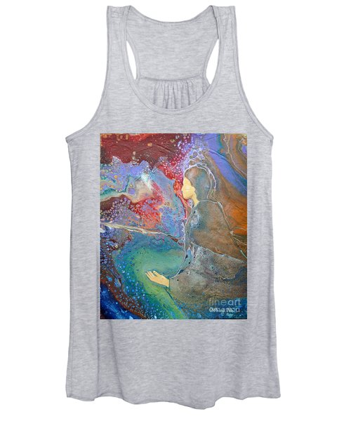 Father Of Lights Women's Tank Top