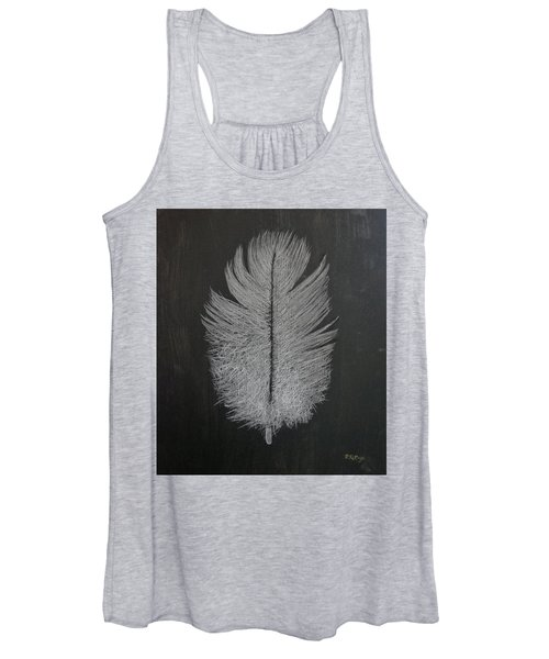 Feather 1 Women's Tank Top