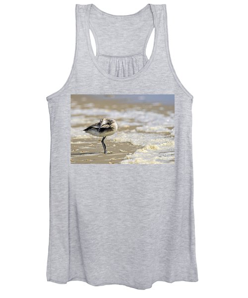 Feather Bed Women's Tank Top