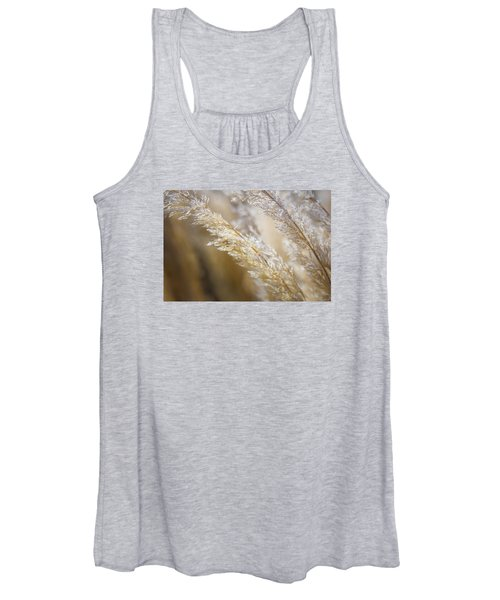 Feathered Women's Tank Top