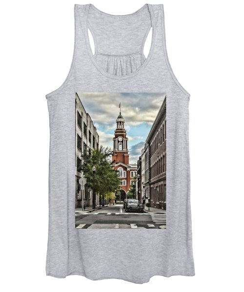 Federal Courthouse Knoxville Women's Tank Top