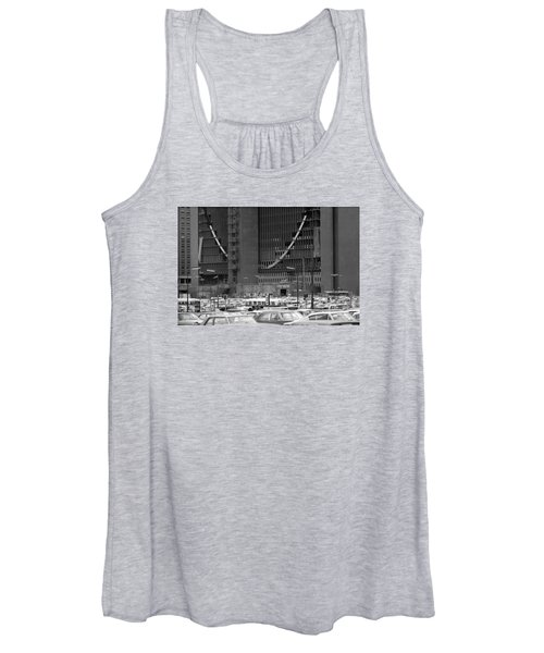 Federal Reserve Under Construction Women's Tank Top