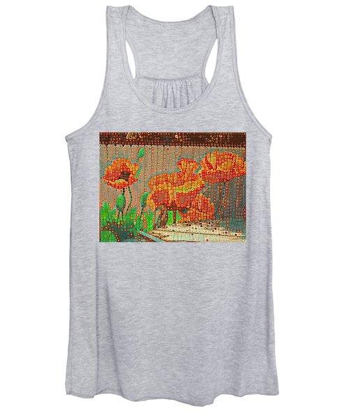 Fence Art Women's Tank Top