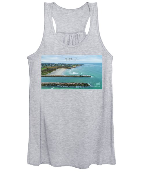 Fenway Beach, Weekapaug Women's Tank Top