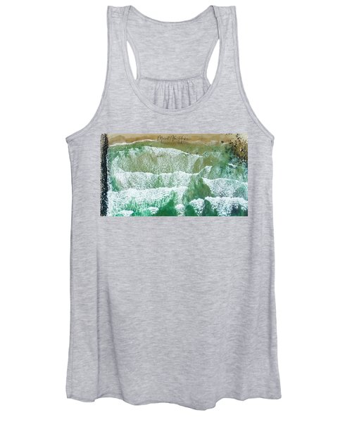 Fenway Best Little Beach Women's Tank Top