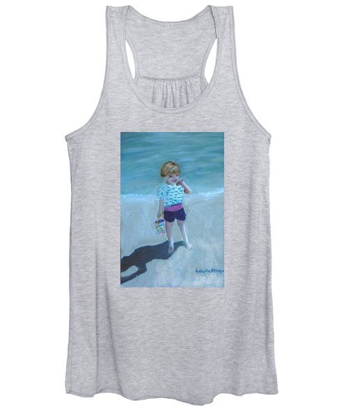 Finding Treasure Women's Tank Top
