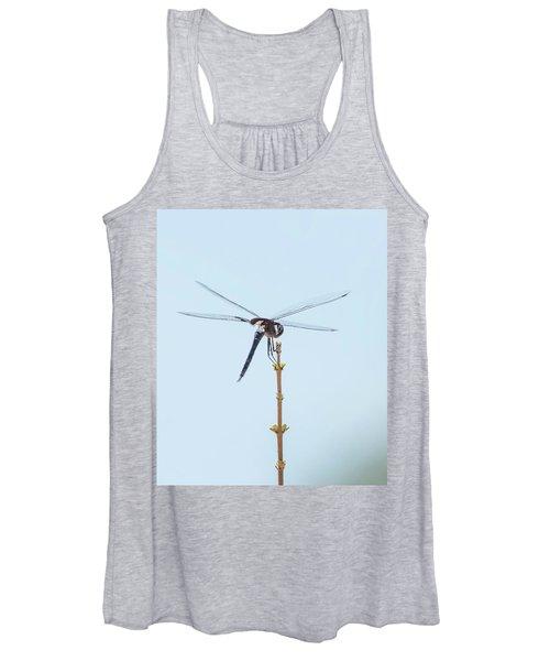 Finnon Dragonfly Women's Tank Top