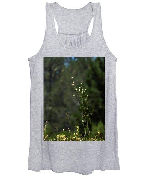 Finnon Wildflowers Women's Tank Top