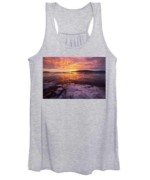 Fire And Ice Women's Tank Top