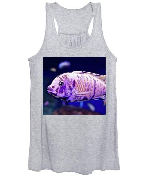 Calico Goldfish Women's Tank Top