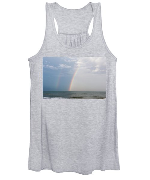 Fishing For A Pot Of Gold Women's Tank Top