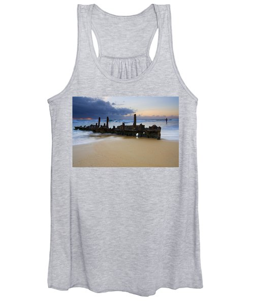 Fishing With History Women's Tank Top