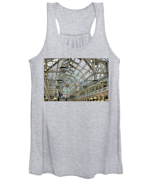 Five To Three - At St. Stephens Green Shopping Centre In Dublin Women's Tank Top
