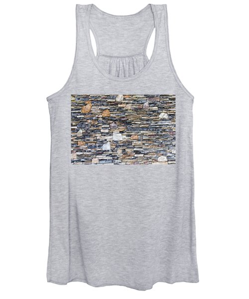 Flagstone Wall Women's Tank Top