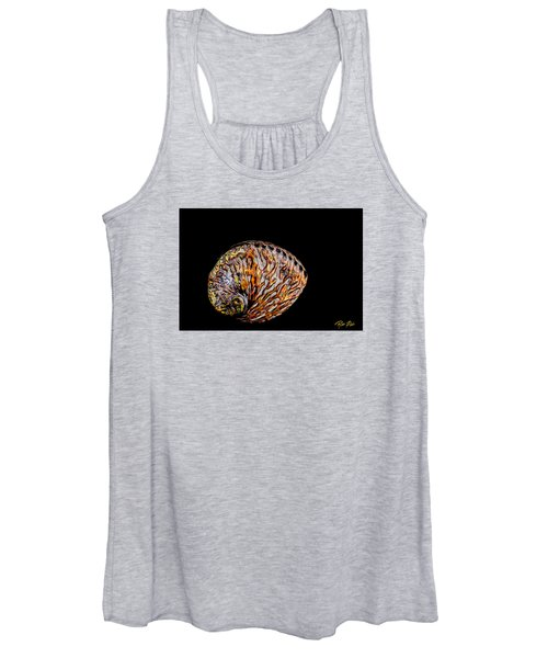 Flame Abalone Women's Tank Top