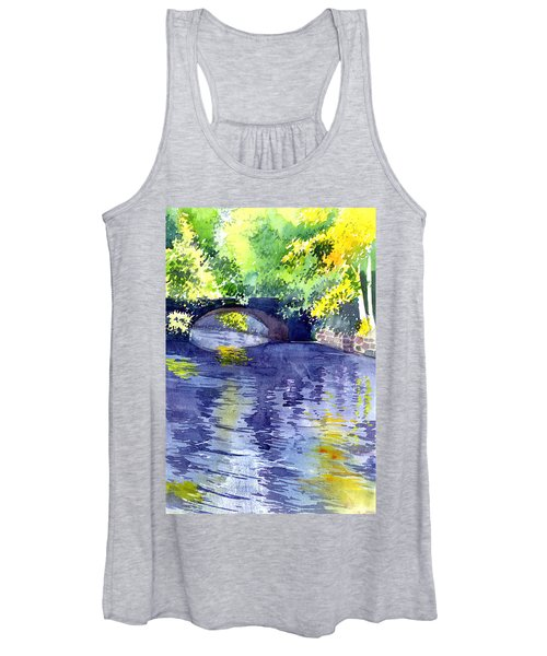 Floods Women's Tank Top