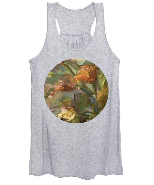 Floral Bouquet Women's Tank Top