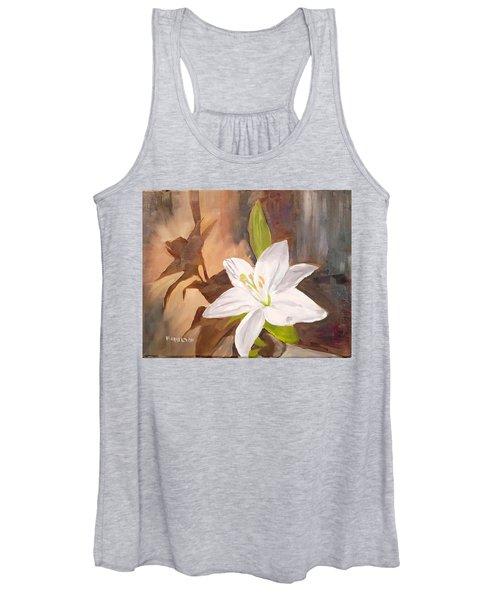 Floral-still Life Women's Tank Top