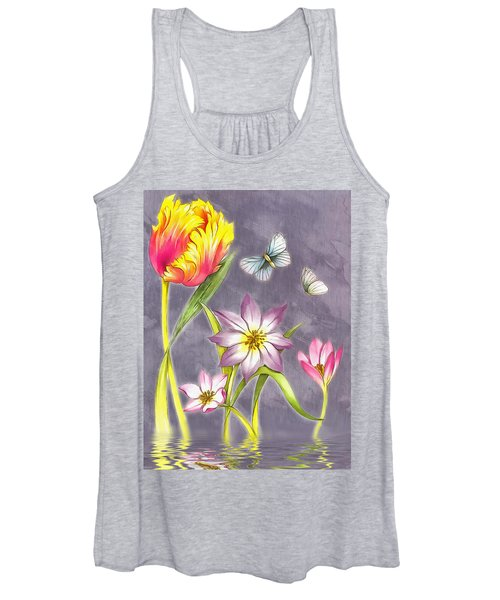 Floral Supreme Women's Tank Top