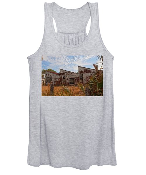 Florida Oranges Women's Tank Top