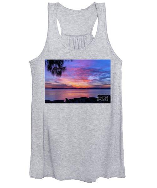 Florida Sunset #2 Women's Tank Top