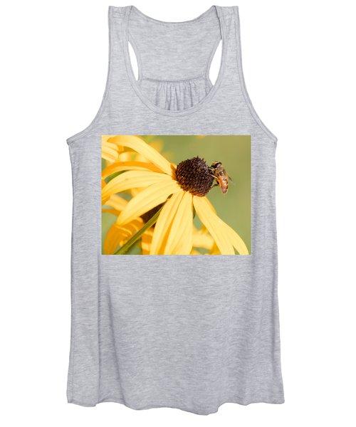 Flower Fly Women's Tank Top