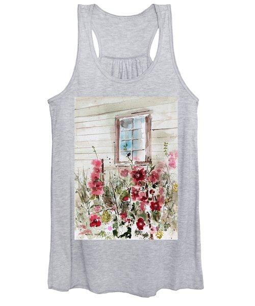 Flower Garden Women's Tank Top