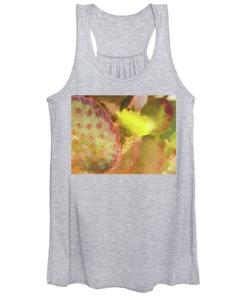 Flowering Pear Women's Tank Top