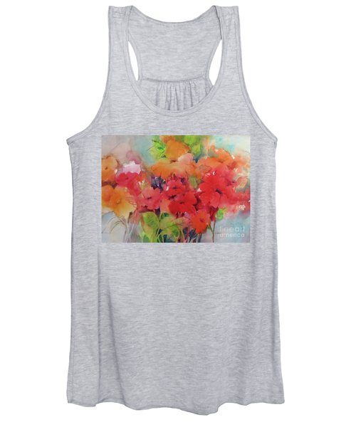 Flowers For Peggy Women's Tank Top